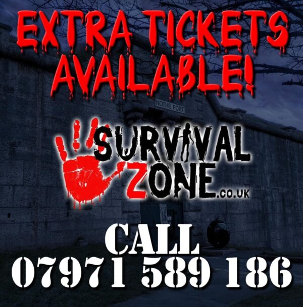 extra tickets available